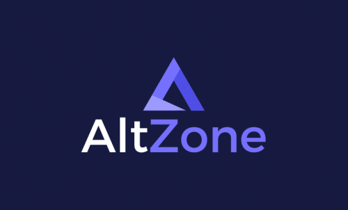 Altzone - Cryptocurrency business name for sale