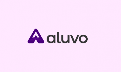 Aluvo - Invented domain name for sale