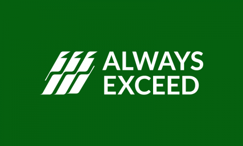 Alwaysexceed - Sports business name for sale