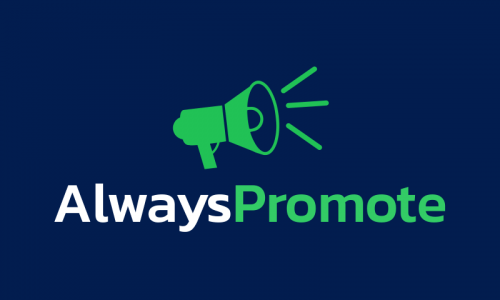 Alwayspromote - Marketing business name for sale