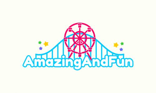 Amazingandfun - Events domain name for sale