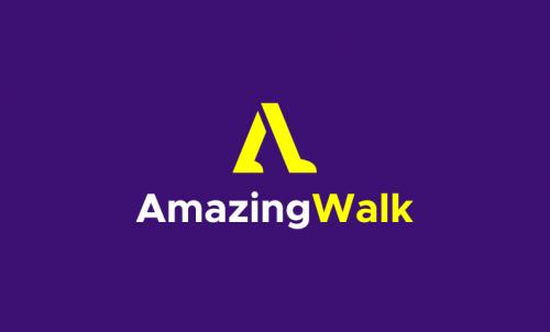 Amazingwalk - Exercise product name for sale