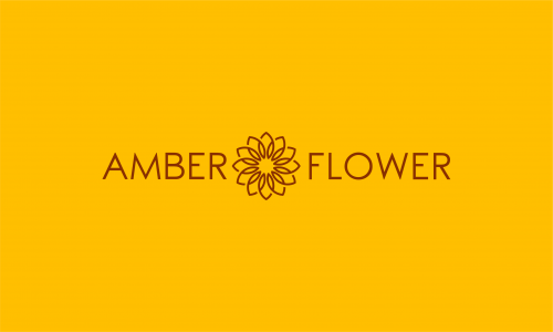 Amberflower - Green industry business name for sale