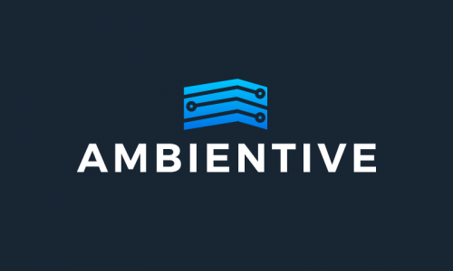 Ambientive - Smart home brand name for sale