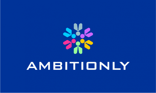 Ambitionly - Finance startup name for sale