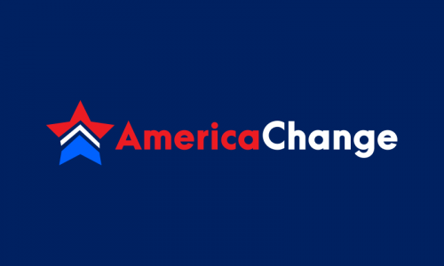 Americachange - E-learning company name for sale