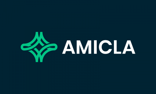 Amicla - Finance business name for sale