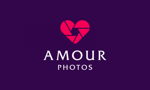 Amourphotos - Photography company name for sale