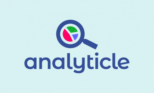 Analyticle - Analytics brand name for sale
