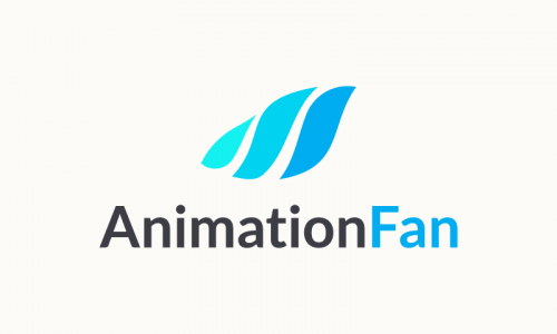Animationfan - Animation business name for sale