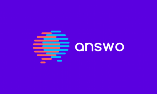 Answo - Clothing brand name for sale