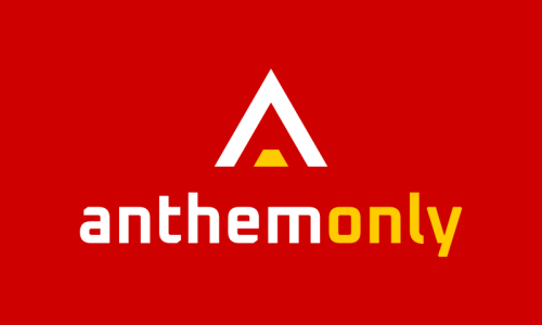 Anthemonly - Music company name for sale