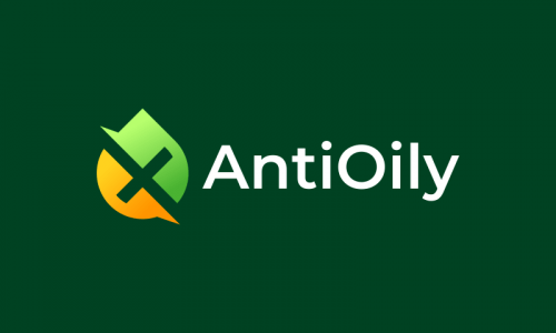 Antioily - Fashion startup name for sale