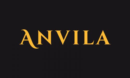 Anvila - E-commerce business name for sale