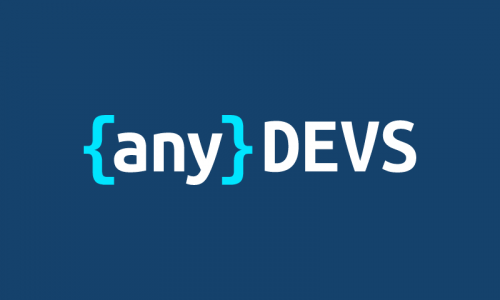 Anydevs - Programming business name for sale