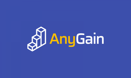 Anygain - Price comparison business name for sale
