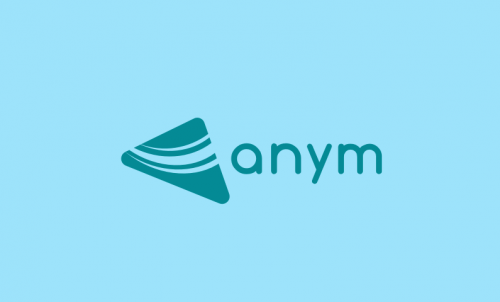 Anym - Invented business name for sale