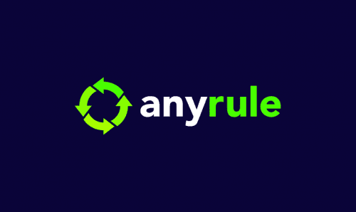 Anyrule - Technology product name for sale