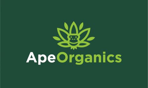 Apeorganics - Cannabis business name for sale