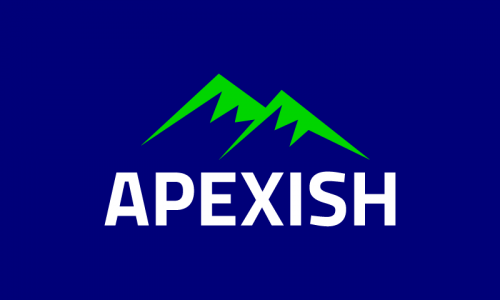 Apexish - Finance company name for sale