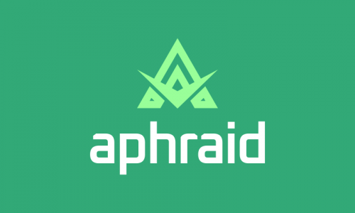 Aphraid - Technology business name for sale