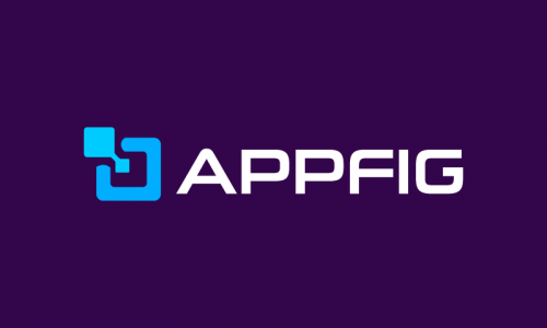 Appfig - Software company name for sale
