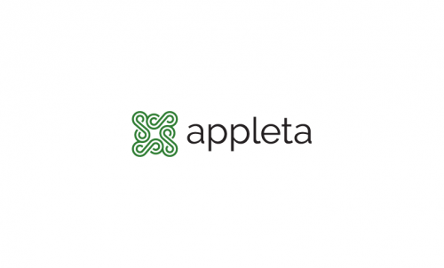 Appleta - Invented startup name for sale