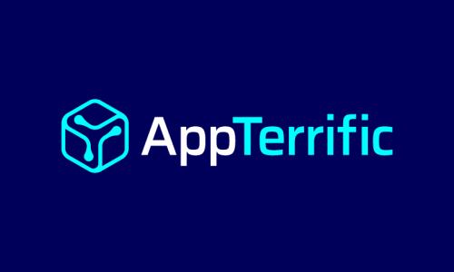 Appterrific - Mobile company name for sale