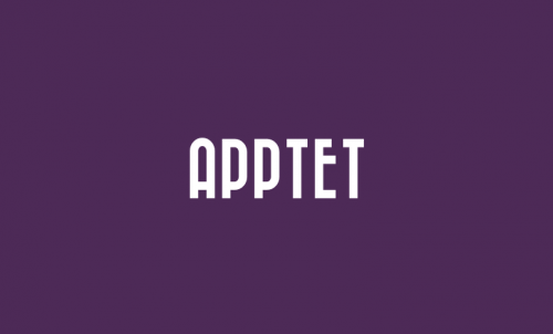 Apptet - Software startup name for sale