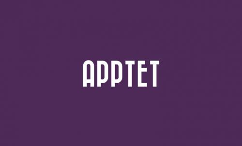 Apptet - Software brand name for sale