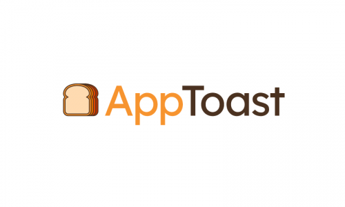 Apptoast - Software brand name for sale