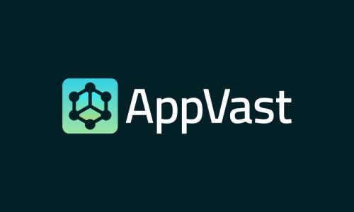 Appvast - Software startup name for sale