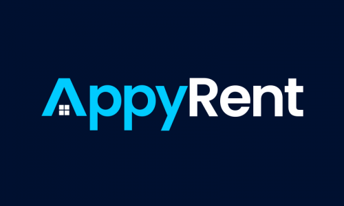 Appyrent - Real estate startup name for sale