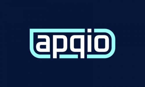 Apqio - Internet startup name for sale
