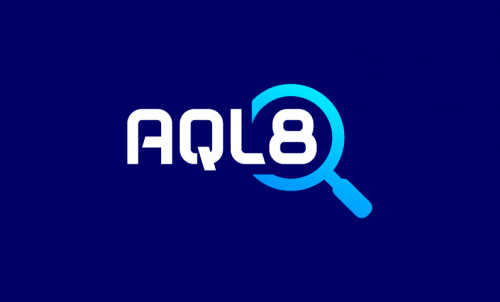 Aql8 - Artificial Intelligence startup name for sale