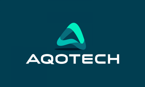 Aqotech - Technology business name for sale