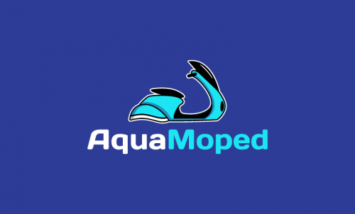 Aquamoped - Sports startup name for sale