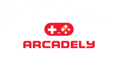 Arcadely - Business name for a company in the game industry