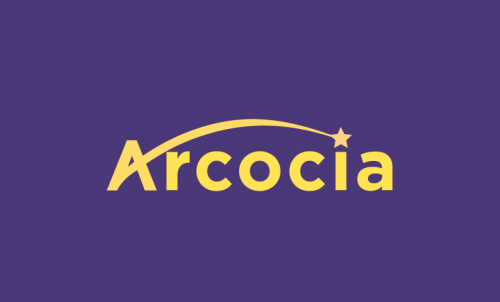 Arcocia - Technology startup name for sale