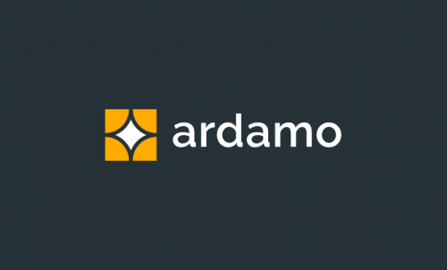 Ardamo - Finance brand name for sale