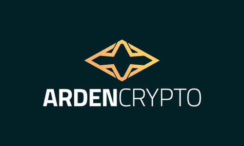 Ardencrypto - Cryptocurrency business name for sale