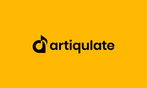 Artiqulate - Business brand name for sale