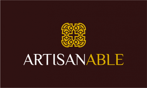 Artisanable - Dining company name for sale