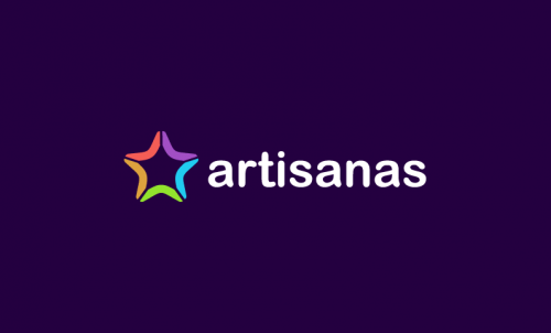 Artisanas - Food and drink company name for sale