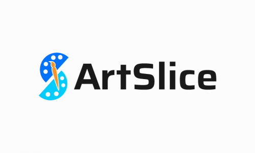 Artslice - Performing arts startup name for sale