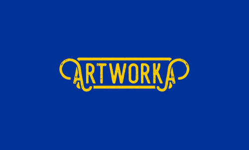 Artworka - Print domain name for sale