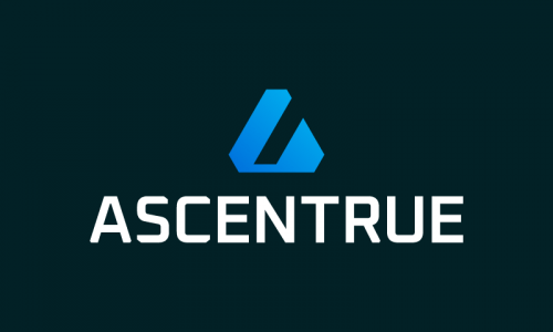 Ascentrue - Technology brand name for sale