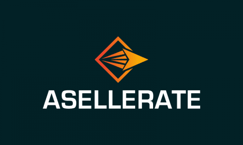 Asellerate - Technology business name for sale