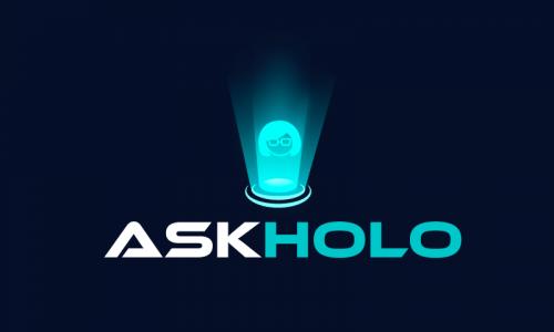 Askholo - Virtual Reality startup name for sale