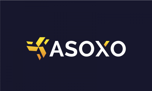 Asoxo - Technology business name for sale